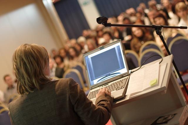 prezentacja konferencyjna
