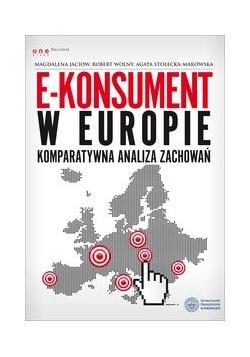 Ekonsument w Europie