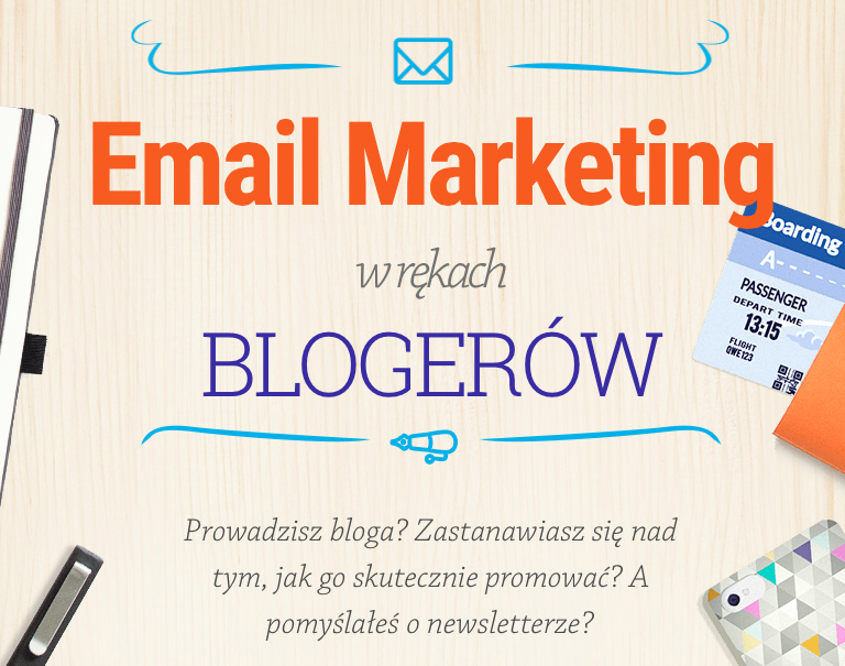 E-mail marketing dla blogerów