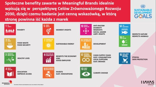 meaningful brands 2021